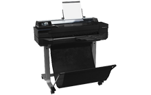 HP DesignJet T520 24-in 2018 ed. Printer (CQ890C)