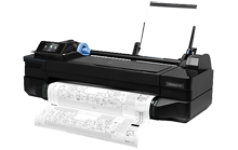 HP DesignJet T120 24-in 2018 ed. Printer (CQ891C)